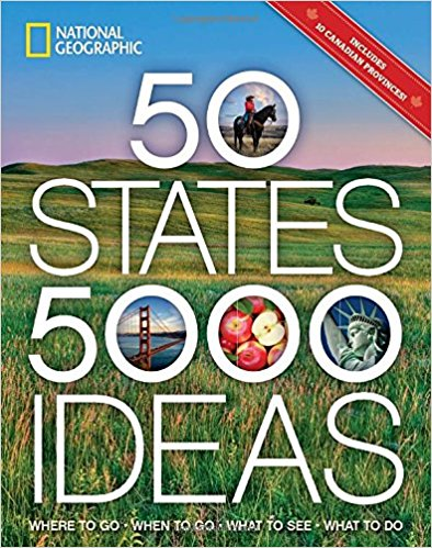 America travel guide amazon