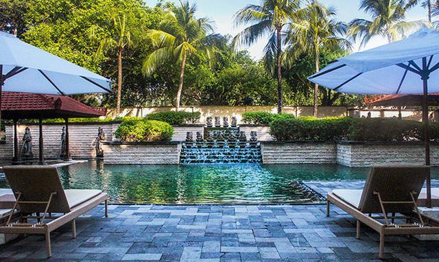 Grand Hyatt Bali Hotel review