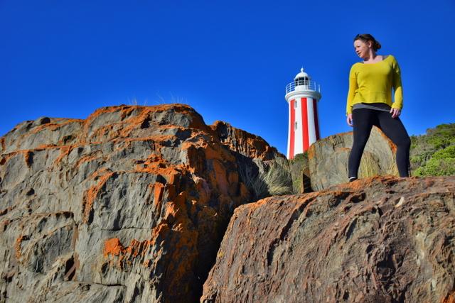 Devonport Lighthouse, Tasmania