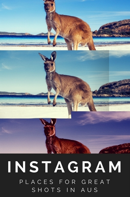 With stunning scenery and vibrant visuals, the Land Down Under is so diverse and has so many unique sights, that it really is the most #instaperfect country in my opinion.