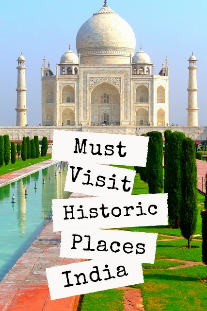 To visit every monument in India is an impossible task. But the following 7 sites will offer a glimpse into the historical richness of the land.