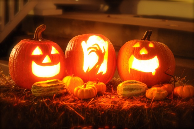 Approximately 600 million pounds of candy are sold in the U.S. each year for Halloween