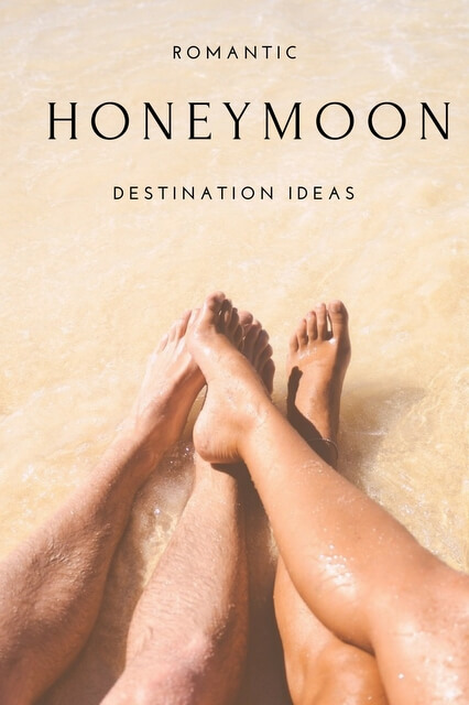 #Wedding planning is stressful, so we've collated short list of romantic #honeymoon ideas - 10 great places to choose from, to celebrate having tied the knot.