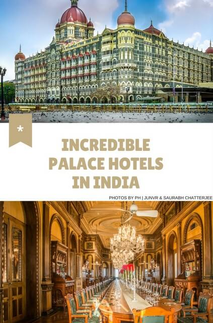 #India is known for grand architecture and a rich cultural heritage. One of the best ways to experience both is with a stay in one of these magnificent palace #hotels!