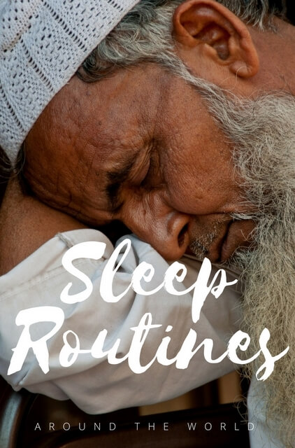 Just as the language we speak and the food we eat differs between countries, so too does how we sleep. These are 5 different ways the world gets its rest.