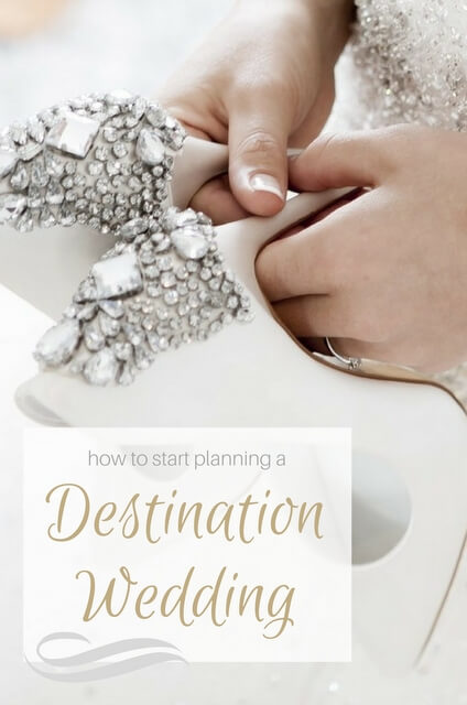 How to tailor your destination wedding to the last luxury for How to start planning a destination wedding