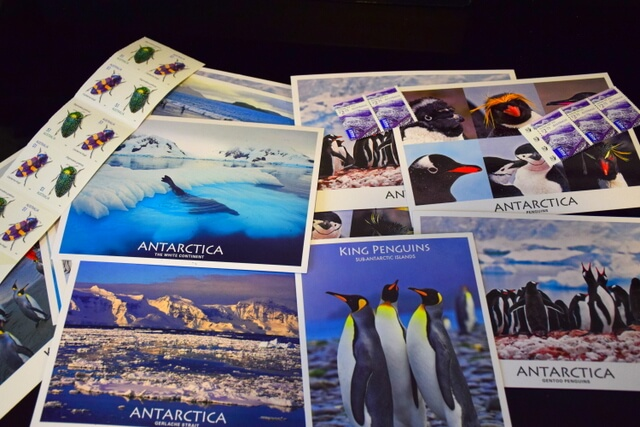 Antarctica postcards