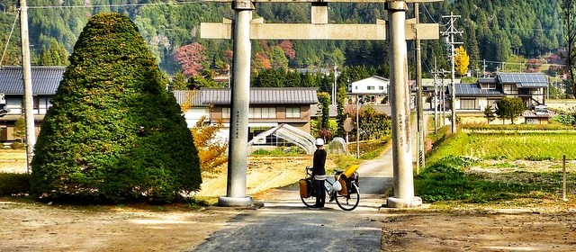 4 Reasons to Travel Japan by Bicycle