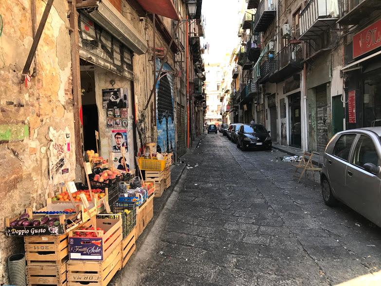 Vucciria Palermo