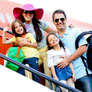 Travelling From Sydney Airport with Kids in Tow? 3 Fair Dinkum Tips for a Stress-free Family Trip