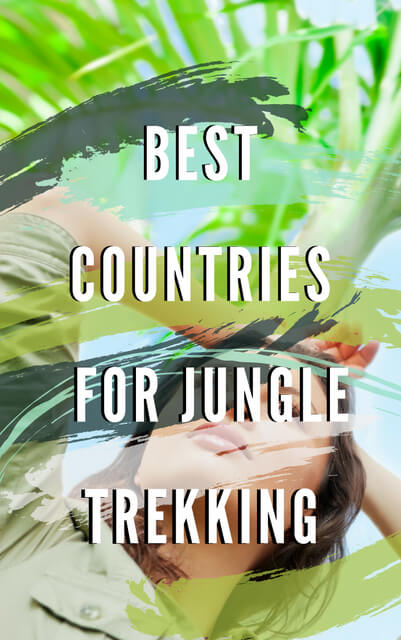 Jungle trekking is a way to channel your inner explorer as you come face to face with landscapes and animals few people have seen with their own eyes. Click through for some fabulous jungle trekking inspiration!