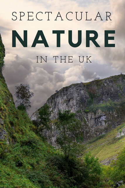 When it comes to UK nature travel, this is a list of beautiful nature, national parks, walks and landscapes; places to visit in England, Scotland, Wales and Northern Ireland.