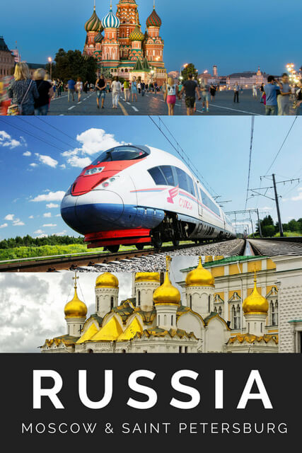 When it comes to Russia travel, Moscow and Saint Petersburg are the two places to visit to have on your bucketlist. Use this guide / itinerary for things to do and culture in Russia's best cities.