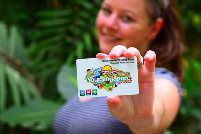 Singapore Tourist Card