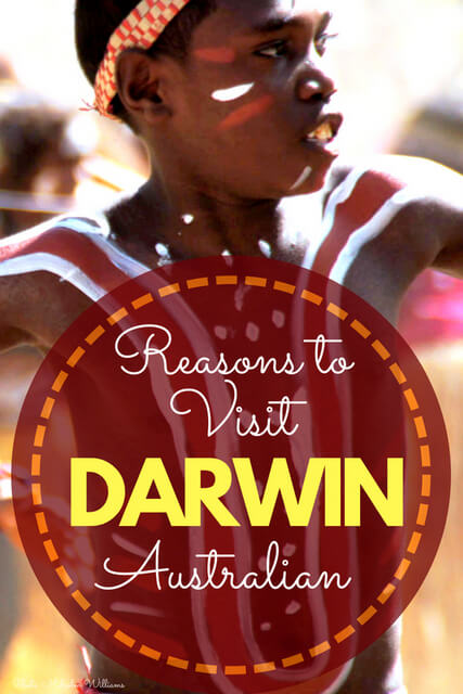 Between the national parks, wildlife, photography, and food, there are many reasons to visit Darwin Australia. Click through to read post for Darwin ideas!