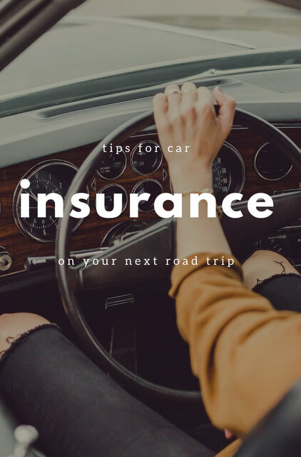 Road trips can make for an amazing adventure, but it's important to be well-prepared with car insurance for the many unexpected things can happen.