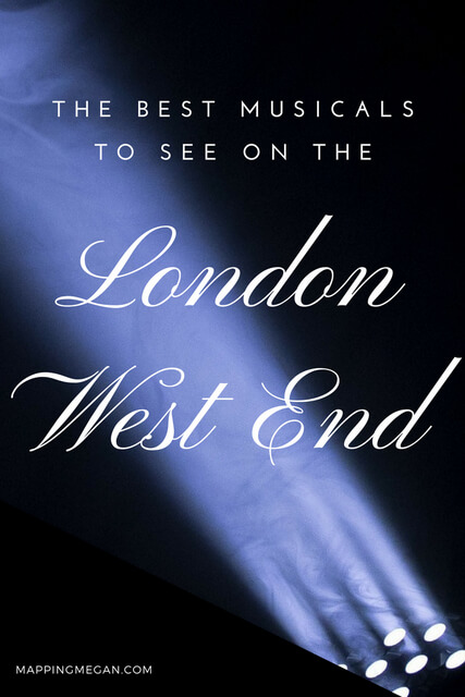 When it comes to London musical theaters, check out this list of the best musical theatre shows on the West End.