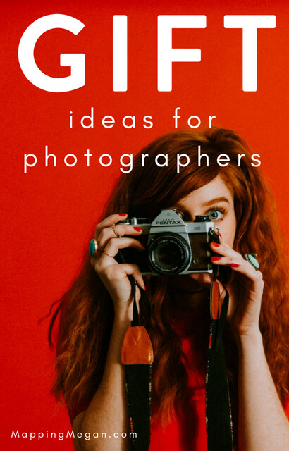 Use this gift guide to find the perfect gift idea for a photographer / camera operator!