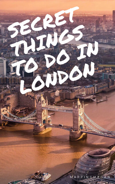 Looking for things to do in London? Check out these quirky and unusual ideas!