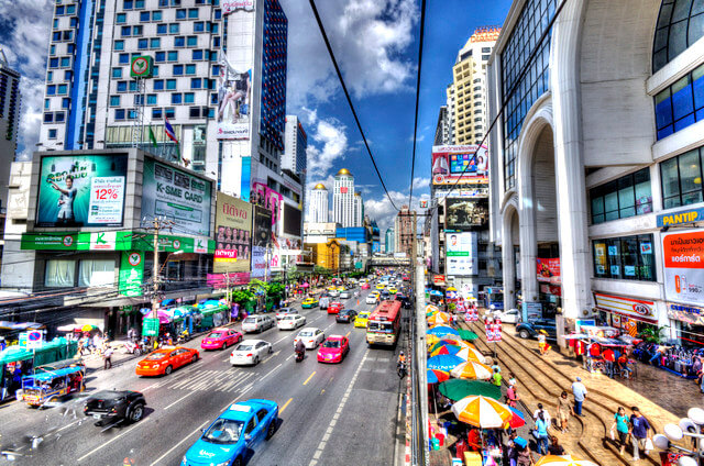 3 day itinerary for Bangkok