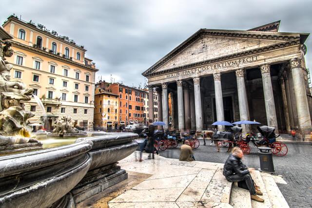 Rome by Giuseppe Milo