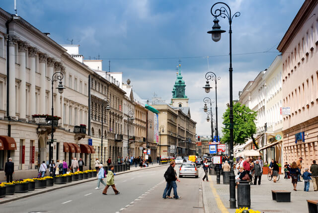 Things to do in Warsaw Sightseeing