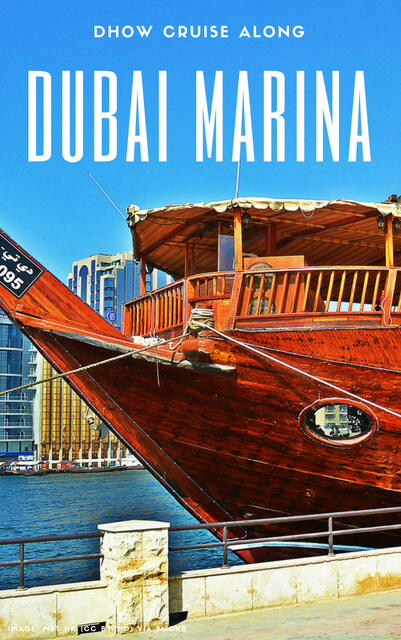 Combining the traditional Arabic heritage with sumptuous buffet dinners, dhow cruise Dubai Marina offers an exciting way of experiencing and enjoying Dubai.
