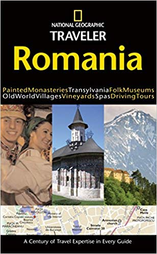 Romania Travel Guide Amazon