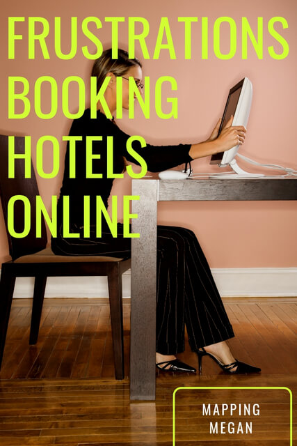 Booking hotels online has become very convenient. But it's also incredibly frustrating. Here are the top 5 frustrations (don't worry, there's a solution!)