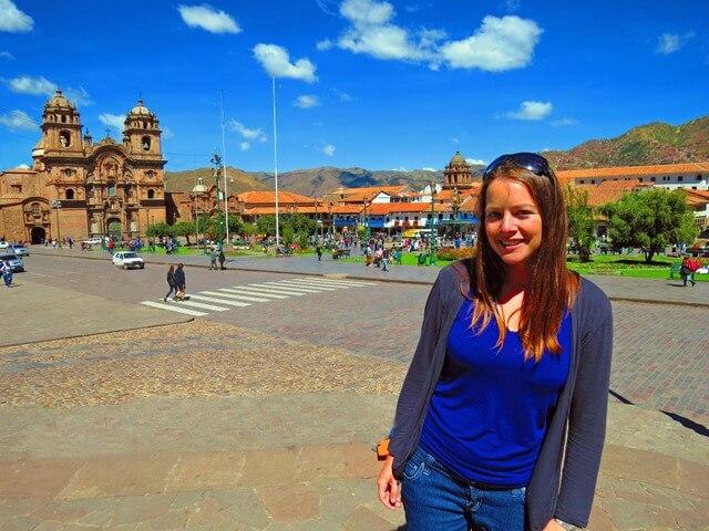 Peru Meg Jerrard
