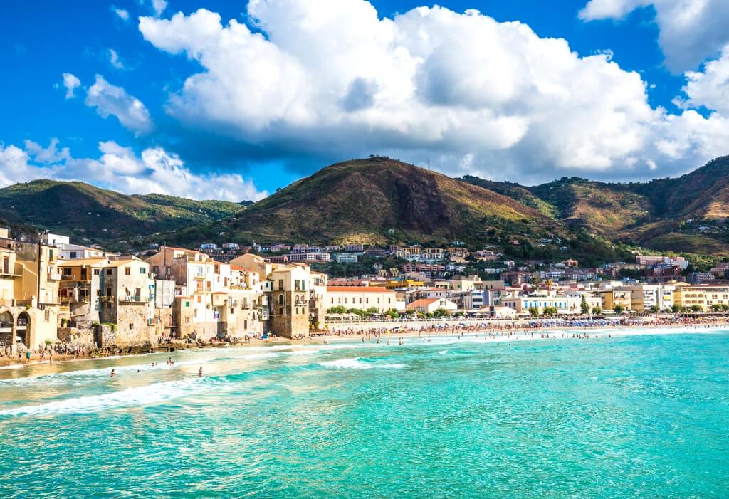 Sicily Beach RF