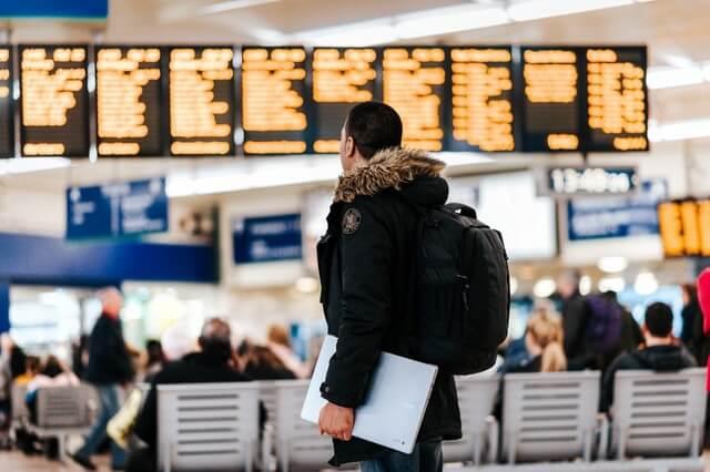 Travel Writing Skills Airport RF