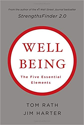 Wellbeing books Amazon