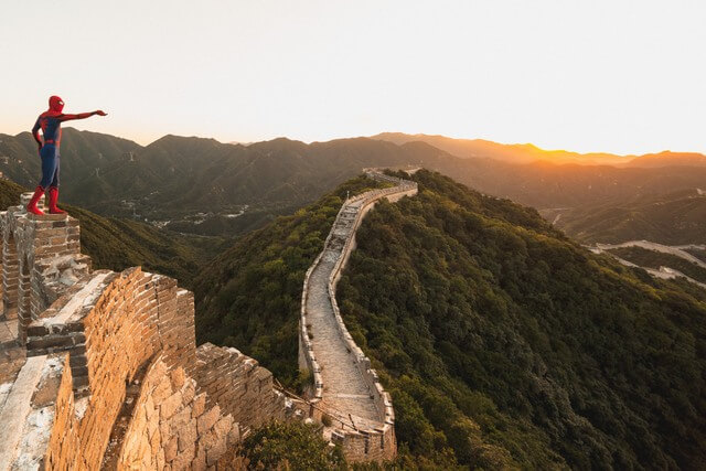 Great Wall China RF Unsplash
