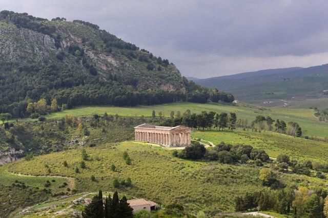 Segesta Sicily