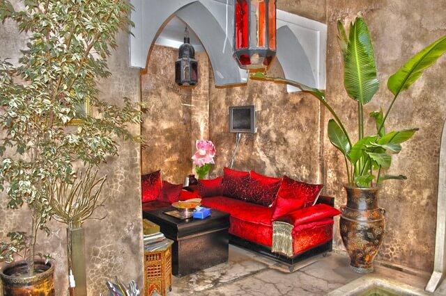 Morocco Riad RF