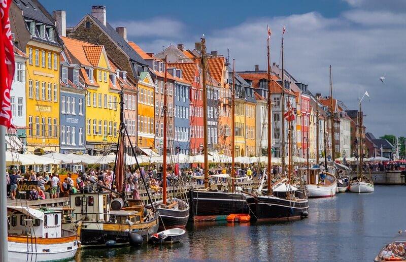 Copenhagen Demark RF