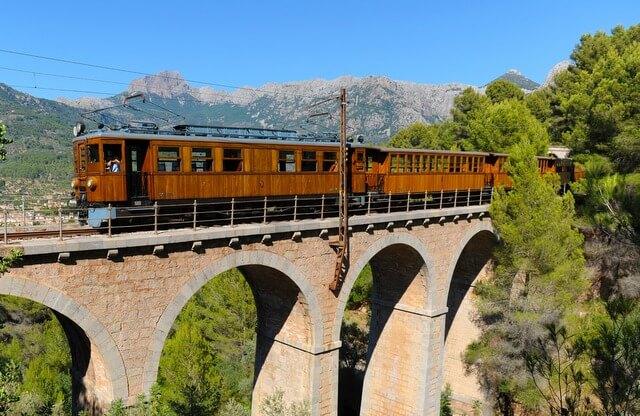 Palma Soller Railway RF