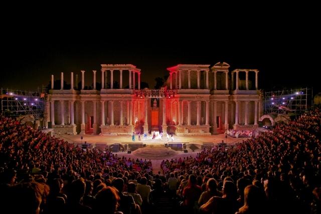 M+¬rida (Classical Theatre Festival) -¬ Extremadura Tourist Board