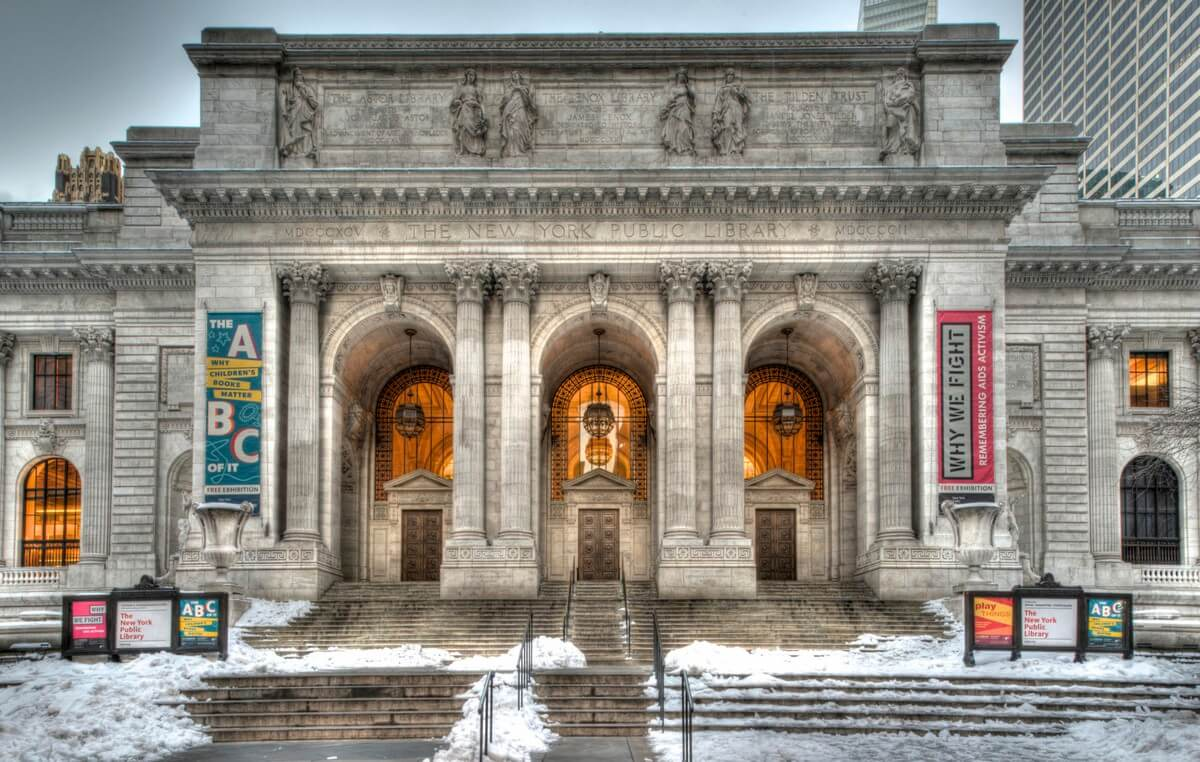 New York Public Library Facts About