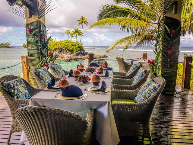 Seabreeze-Resort Samoa