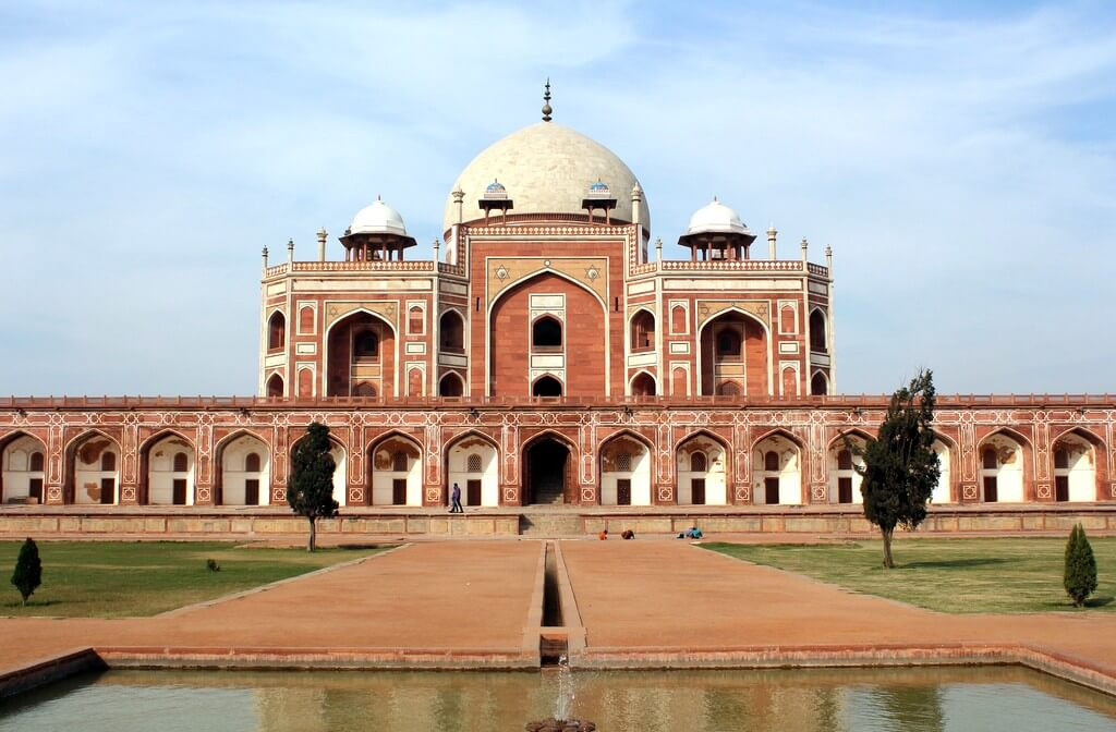Delhi, Humayun's Tomb