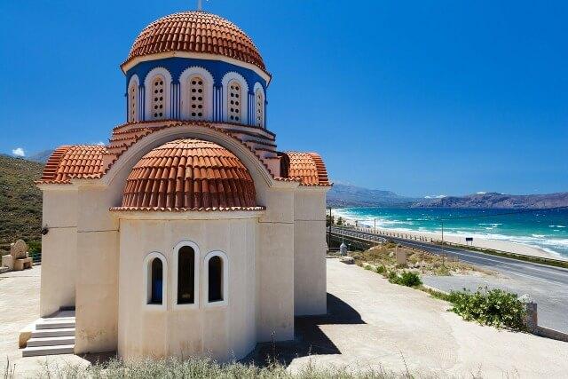 Crete Greece RF