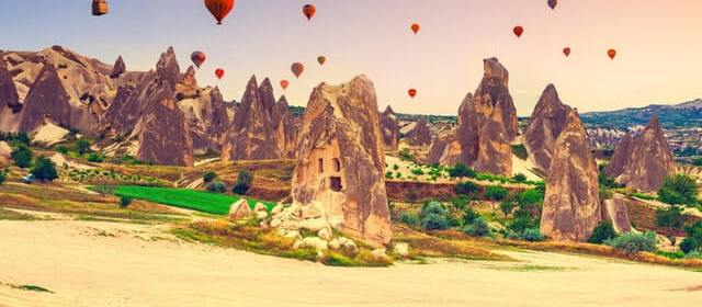 Top Places to Experience Nature and Wildlife in Turkey