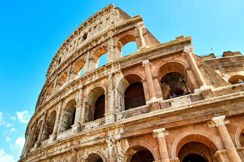 Places to visit in Rome Italy RF