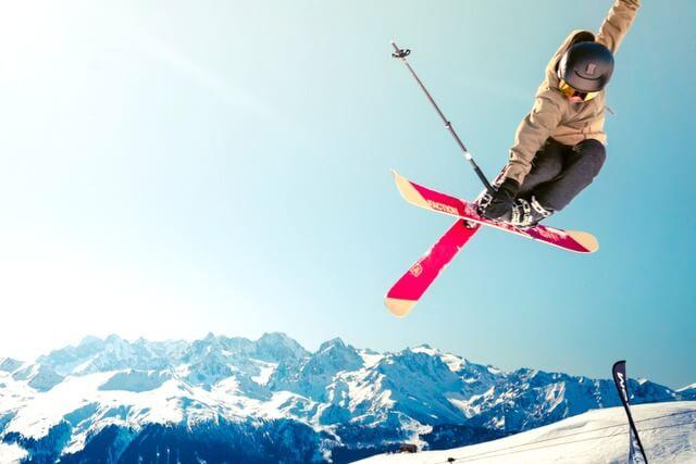 Ski Jump RF Unsplash