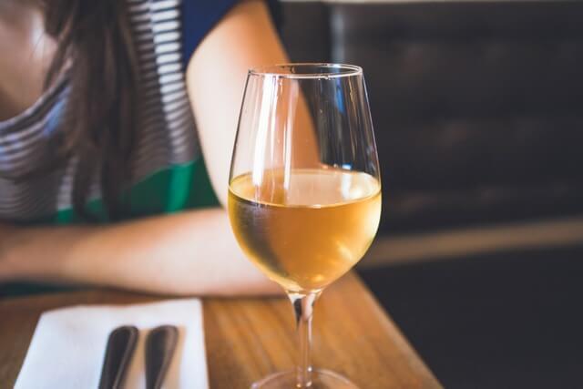 white wine rf