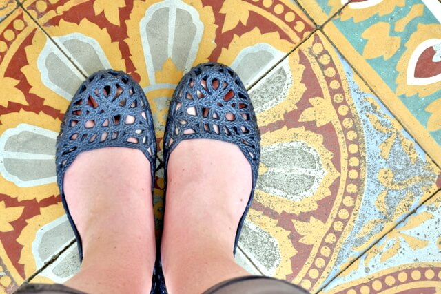 Mox perfect travel shoe