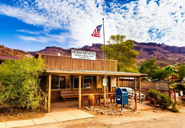 Arizona Post Office Route 66 RF