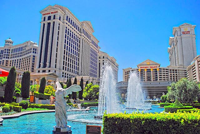 Ceasars Palace Las Vegas Casino